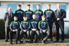 Senior boys Gaelic football