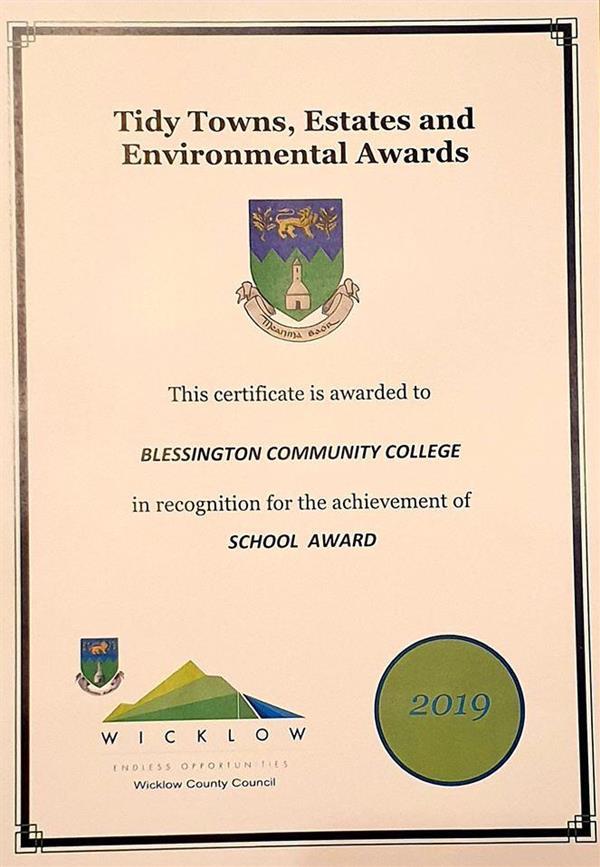 County Council Awards